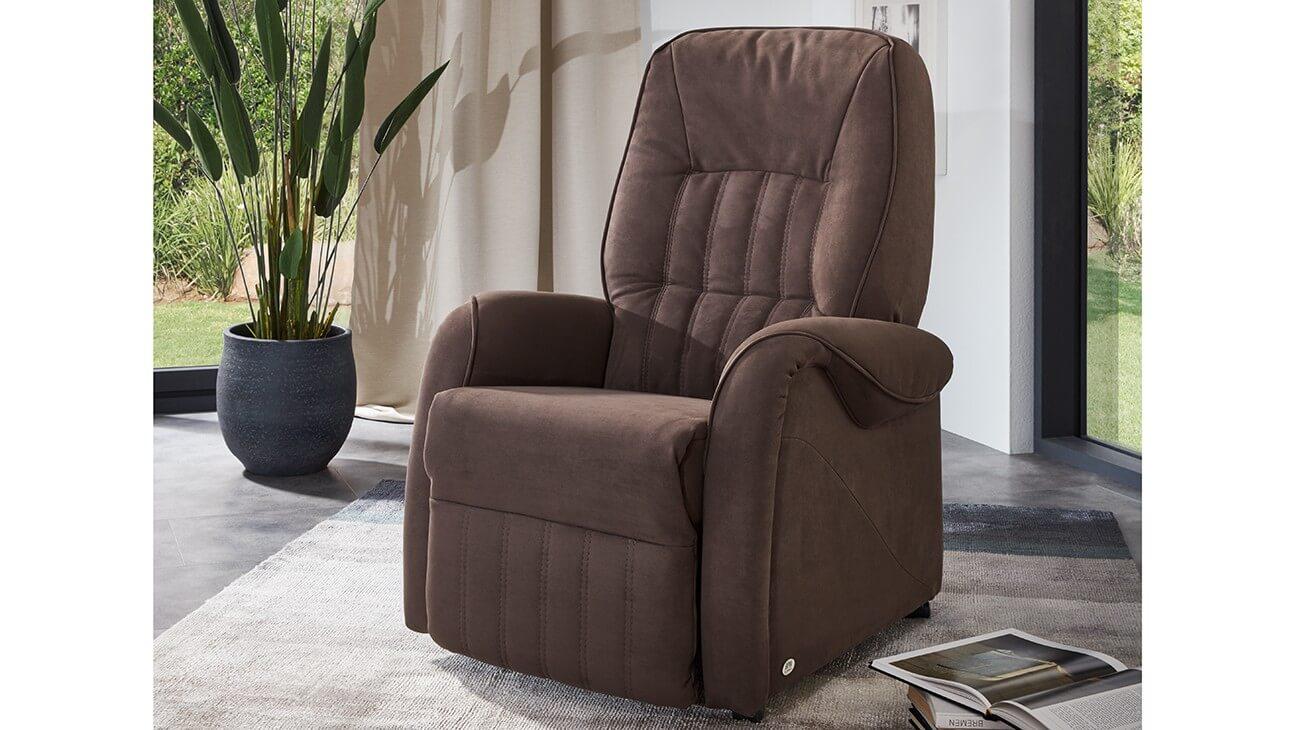 9687 Quartett TV-Sessel mit Aufstehhilfe