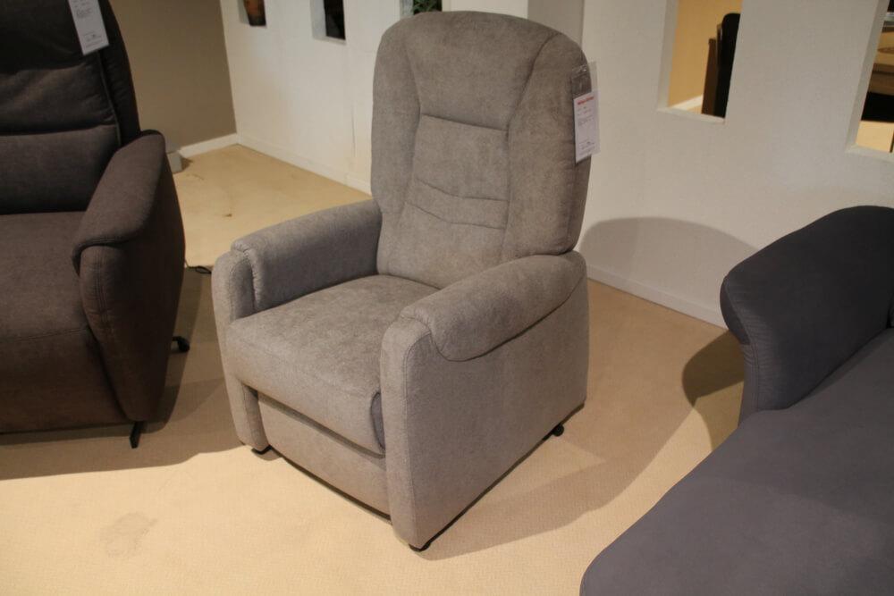 Shorty S - TV Sessel mit Aufstehhilfe und Kopfteilverstellung
