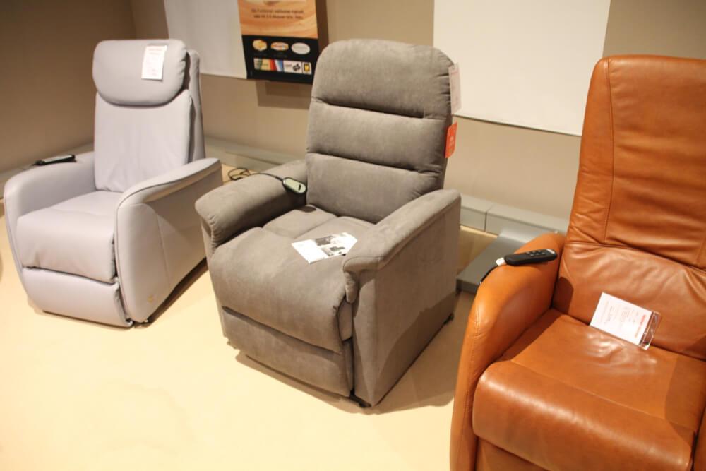 DOMINIK TV-Sessel  - bis 150kg geeignet