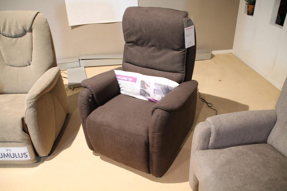 ADRIAN - S 1230 TV-Sessel mit Aufstehhilfe und Kopfteilverstellung