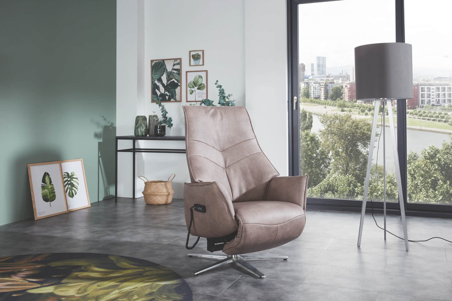 7911 S-Lounger Relaxsessel