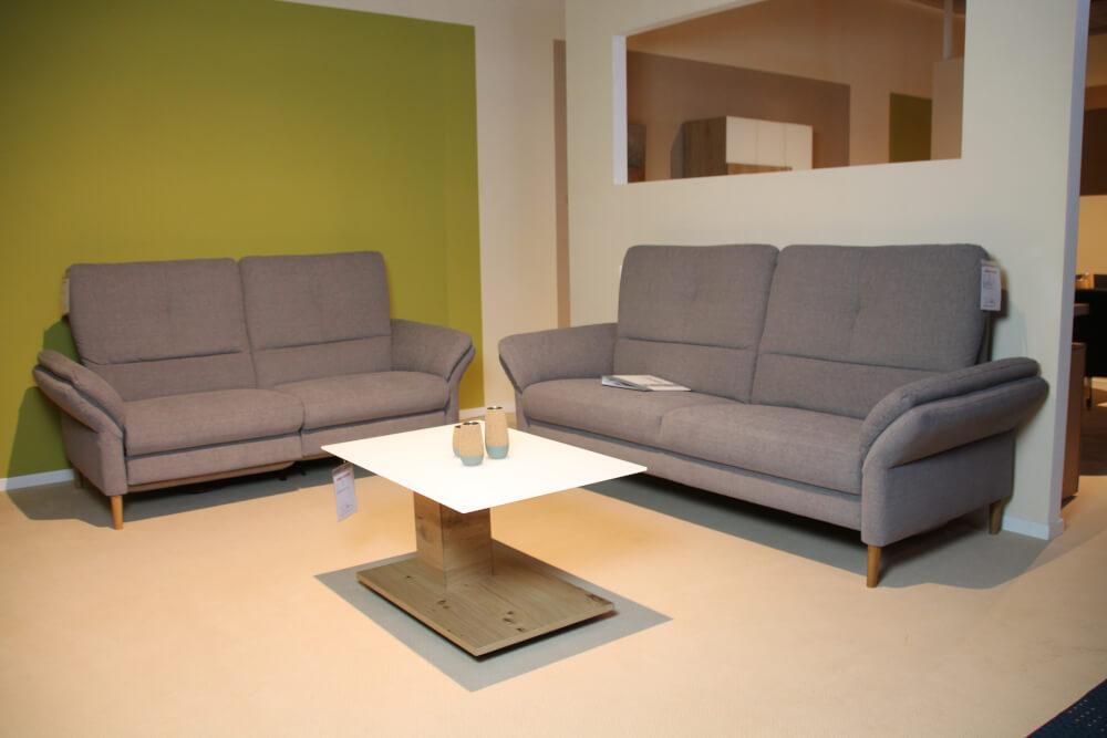 CARO 3-Sitzer + 2-Sitzer Sofa mit Relaxfunktion
