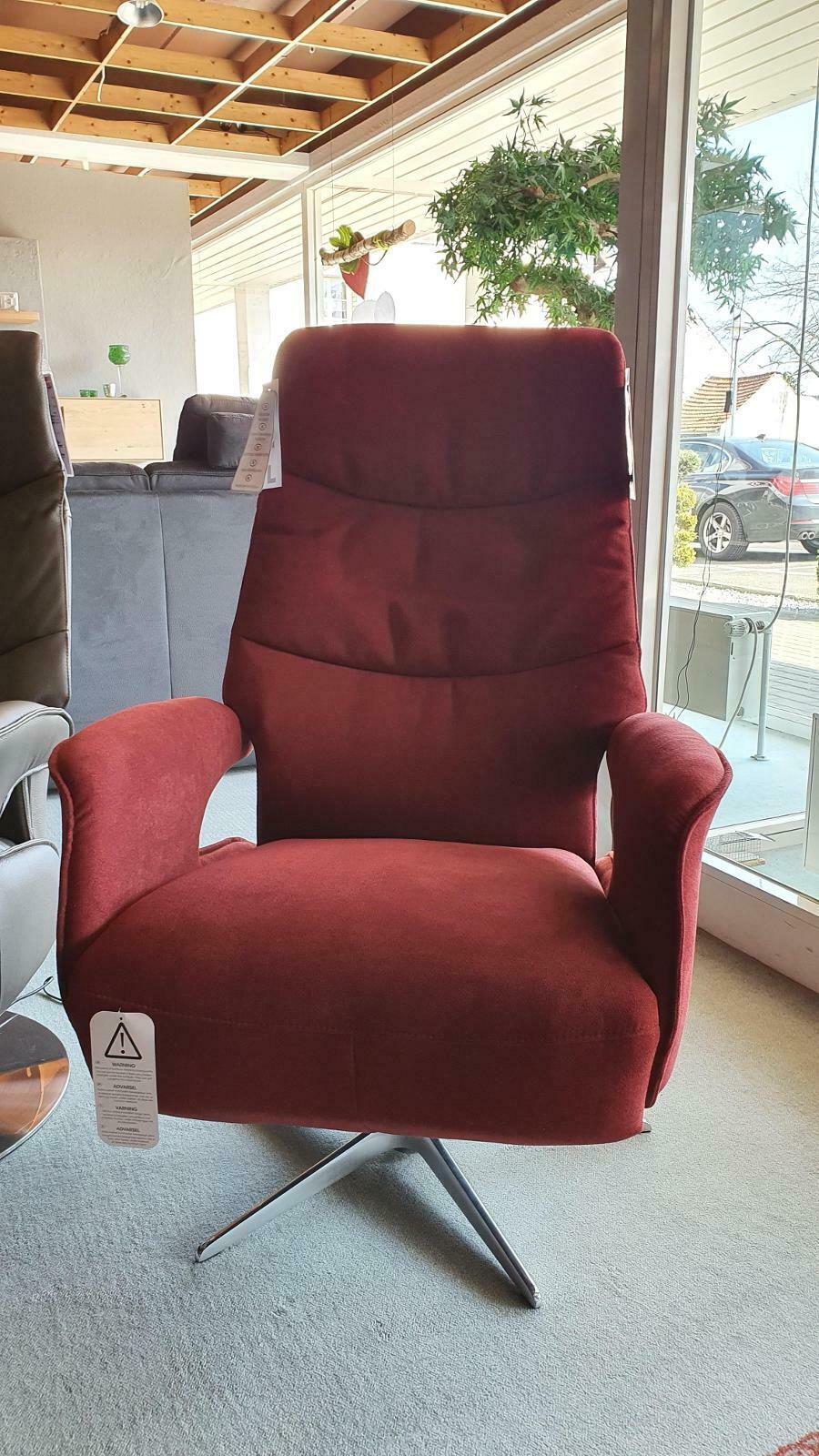 5067 - Relaxsessel mit manueller Verstellung