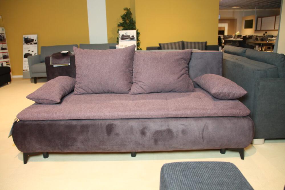 ZOE LUX Funktions-Sofa  - Querschläfer