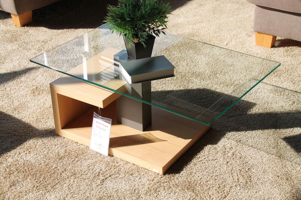 """LIMONE Couchtisch  """"410 102 R""""  ca.90 x 60 cm"""