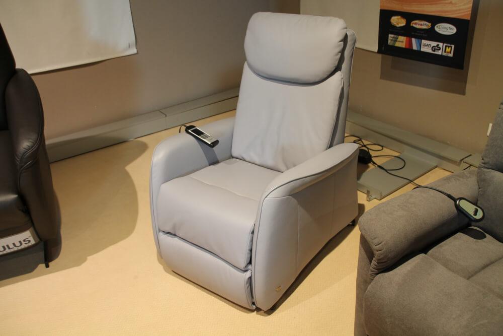 RA 32 CH - Holger TV-Sessel 2-motorisch in Leder