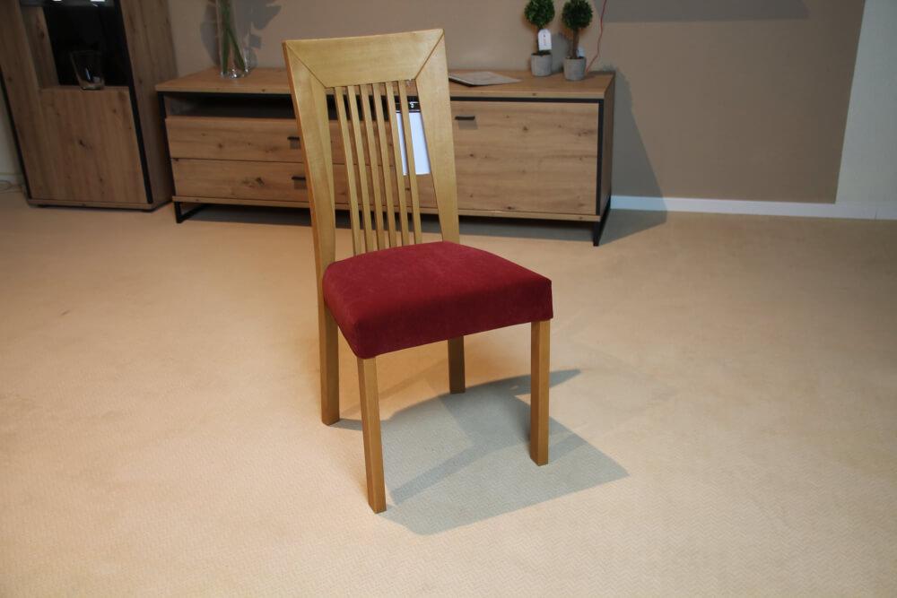 4-Friends - 4-Fuß Stuhl Buche